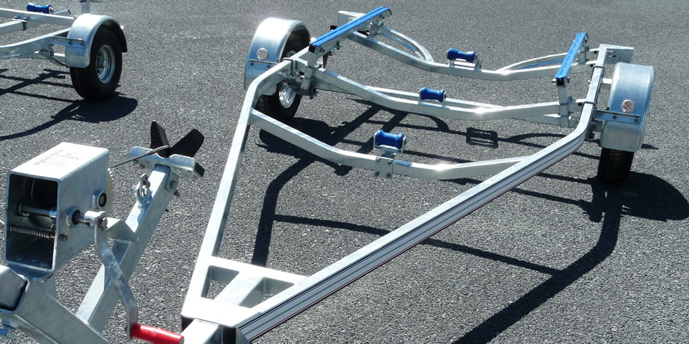 Enduro 400 Series boat trailer