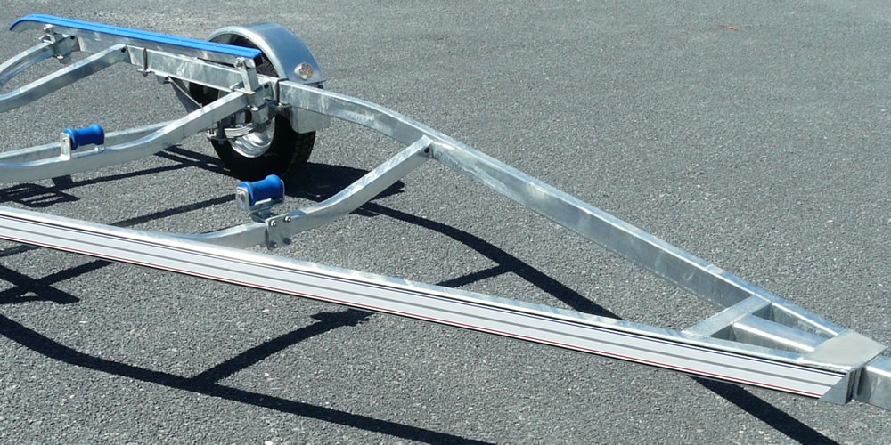 Enduro 500 Series boat trailer